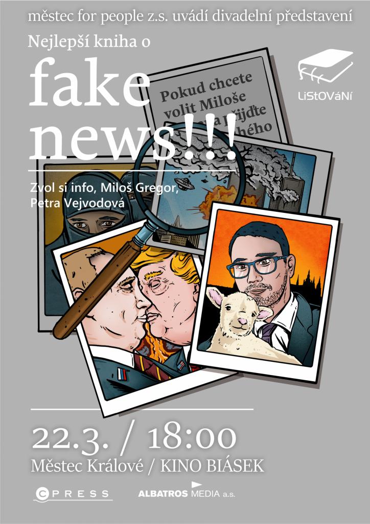 Listování -  fake news !!! 1