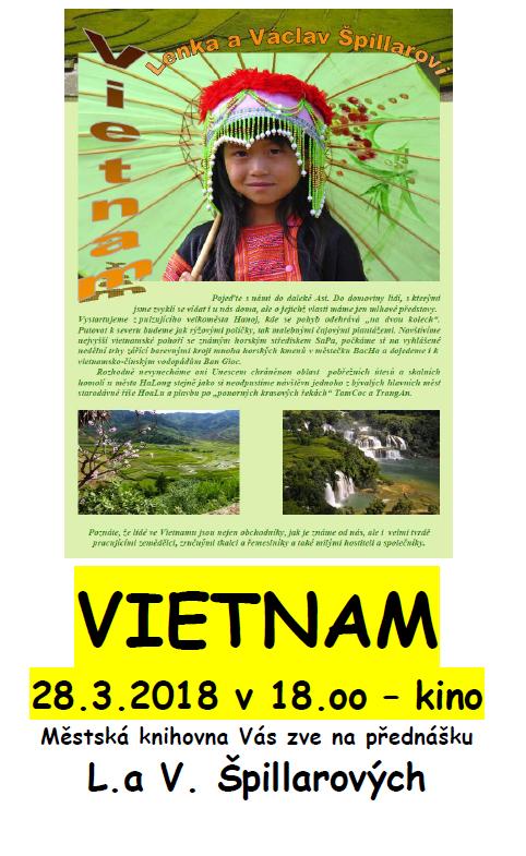 Cestopisná přednáška - Vietnam 1