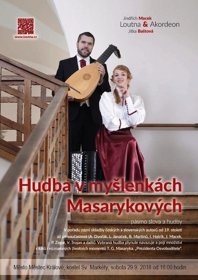 Hudba v myšlenkách Masarykových 1