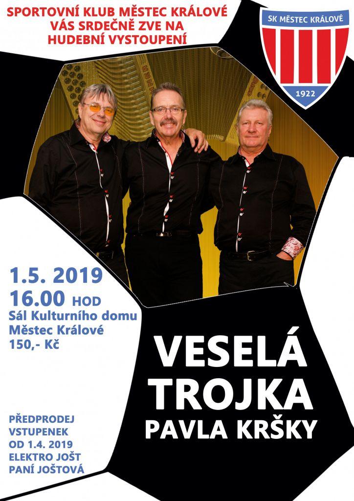 Koncert Veselá trojka 1