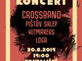 Open Air koncert 1