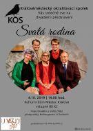 Divadelní představení - Svatá rodina 1
