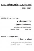 Program kina Biásek  1